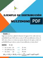 Ejemplo de Distribución