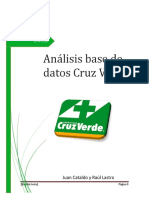 Cruz Verde Base de Datos 2.0