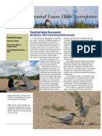 Central Loess Hills Newsletter Vol. 2 Issue 2