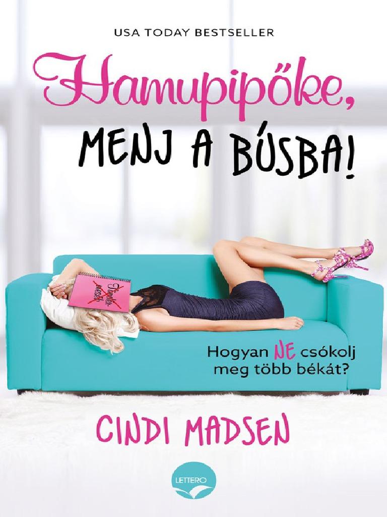 Cindi Madsen - Hamupipőke 6ccc8a861a