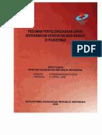Kepmenkes No 279 Thn 2006 Ttg Pedoman Upaya PERKESMAS.pdf