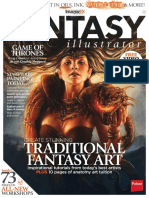 ImagineFX - Presents Fantasy Illustrator 2013