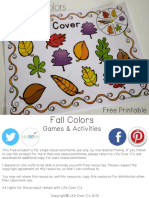 Fall Colors Pack