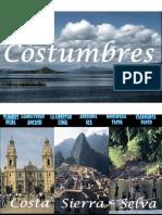 Costumbres Peru
