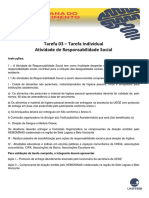 Tarefa 03 Individual