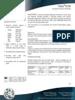 Vitec 5100 Antiscalant Datasheet