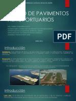 Diseño de Pavimentos Aeroportuarios
