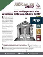 Separata Candidatos Judiciales 2017