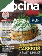 Cocina Diez - Noviembre 2017