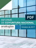 Coyuntura Nacional Oct - Analogías