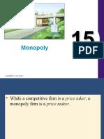 15.Monopoly