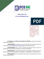 Resoluçao TCESE 300_2016