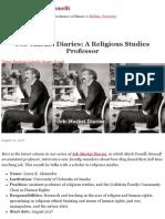 Job-Market Diaries