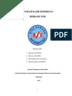 Makalah Web Programing2 Kls 6f