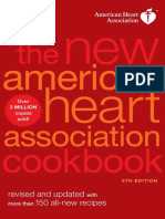 Recipes from The New American Heart Association Cookbook 8th Edition