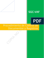 VAF-PR-002-UDES