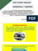 Recursos Naturales Derecho Ambiental