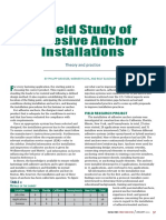 2011 01 Field Study of Adhesive Anchor Installations