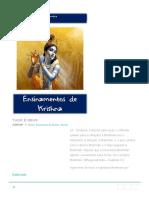 Ensinamentos de Krishna - Resumo_ Espiritualismo Ecumênico Universal