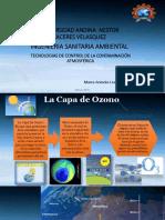 Uancv Tema 04 Capa de Ozono