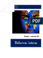 Reforma Íntima - Textos - Vol. 4
