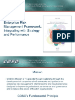COSO ERM Presentation September 2017