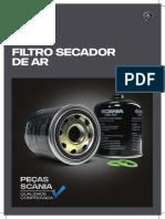 Filtro Secador de Ar High