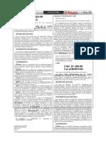 Sentencias en casación - Edicion 212 - 12 de Enero de 1999 - 8 Pags - El Peruano