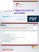 Unidad 2 - S8 - Diseño y Arquitectura de Software