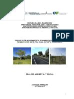 Analisis Ambiental Social Comunidades