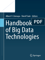 Springer - Handbook of Big data Technologies