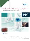 Identification of Campylobacter Species