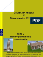 Geotecnia 1 Parte V