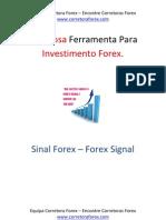 Sinal Forex - Sinal Forex Para Investimento de Sucesso