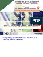 Lecture 12 - Técnicas de Control de La Gestion en La Empresa.