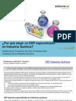 ERP Quimicos Elegir Erp, Automatización de Procesos y Erp Con Chemeter