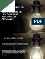 Importancia de Los Medios en Campañas Electorales