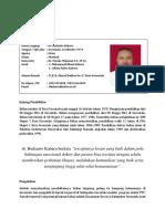 PROFIL Dr. Budianto Terkoreksi