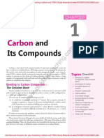 17 Carbon and Its Compounds