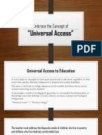 Guarina Universal Access