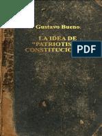 Idea Patriotismo Constitucional