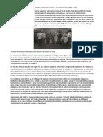 Colonización Alemana Valdivia y Llanquihue