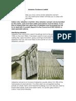 Asbestos Guidance Leaflet