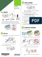Epson Instalation Guide Wf2540bb