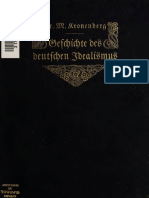 Geschichte Des Deutschen Idealismus 2