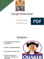 Liturgia Pentecostal