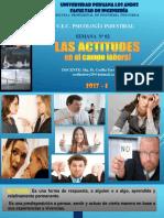 Semana 02 Actitudes Psi Ind x Ciclo 2017- i
