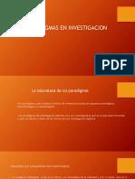 Presentación Metodologia de La Investigacion