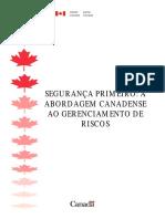 Canadense Ao Gerenciamento de Riscos