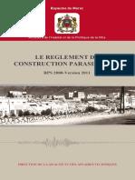 RPS 2011 - Réglement parasismique marocain.pdf